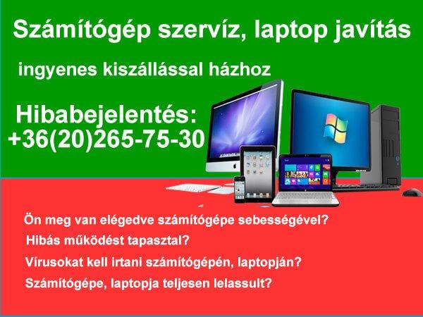 a6ab26f3ea7f Laptop javítás 18. kerület | Helyszíni javítás | Laptop szerviz 18. kerület