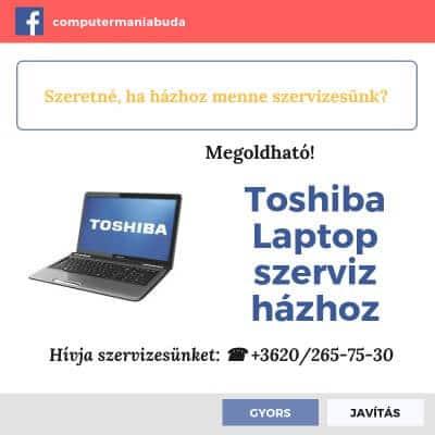 Toshiba laptop szerviz 3. kerület  3eeca1b0dd